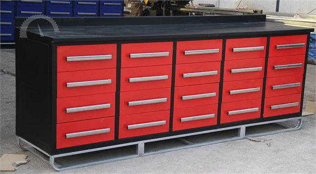 Prime Suihe New Red Steel Tool Bench Red Beatyapartments Chair Design Images Beatyapartmentscom