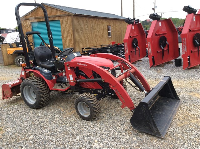 2015 MAHINDRA EMAX 22 HST For Sale In Clanton, Alabama