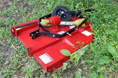 POWERLINE 4' TAPER BACK ROTARY CUTTER Andere Artikel Auction