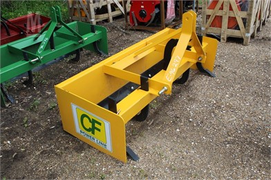 Powerline 5' Box Blade Other Auction Results - 1 Listings