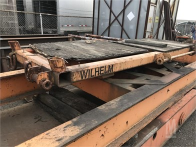 Load Bunk W/ Long Frame Other Auction Results - 1 Listings