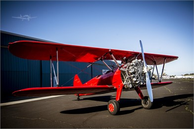 Boeing/Stearman 75 Aircraft For Sale In California - 2 Listings