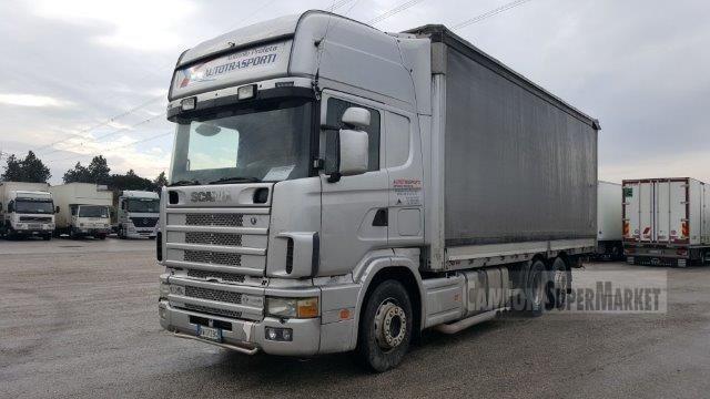 Scania R480 used 2001 Emilia-Romagna