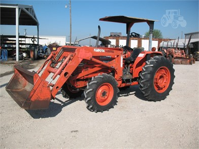 KUBOTA L5450 Auction Results - 6 Listings | TractorHouse com
