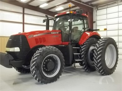 CASE IH MAGNUM 275 Online Auction Results - 24 Listings