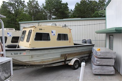 F&F BOATS INC 24' ALUM CREW BOAT Boats Auction Results - 1