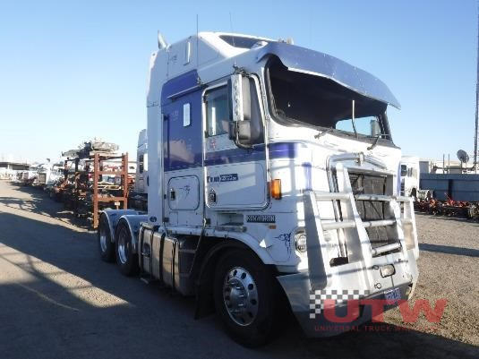 2004 Kenworth K104 Aerodyne Universal Truck Wreckers - Wrecking for Sale