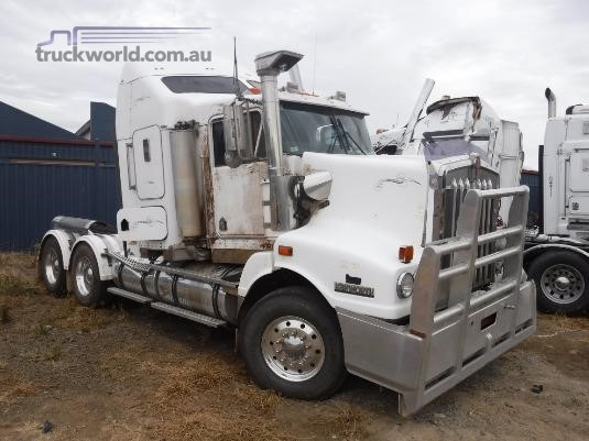 2007 Kenworth T404ST - Wrecking for Sale