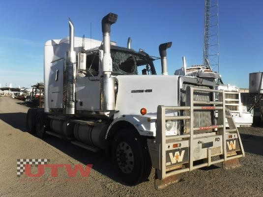 2005 Western Star 4900FX Constellation Universal Truck Wreckers - Wrecking for Sale