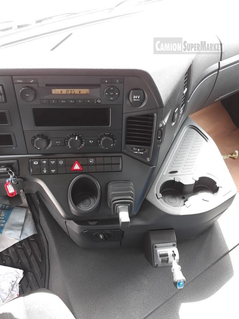 Mercedes-Benz AROCS 3348 used 2018 Piemonte
