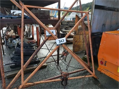 STEEL SPREADER PICKING FRAME Other Auction Results - 1