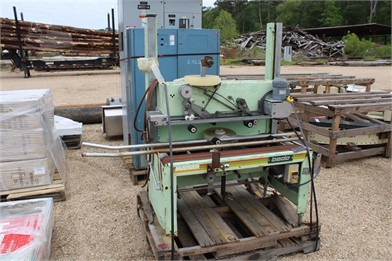 PALLET W/ MATEER BEDO BOX TAPING MACHINE Other Items Auction