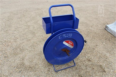 65fdc2e768 Uline Banding Material Strapping Cart Other Auction Results - 1 ...
