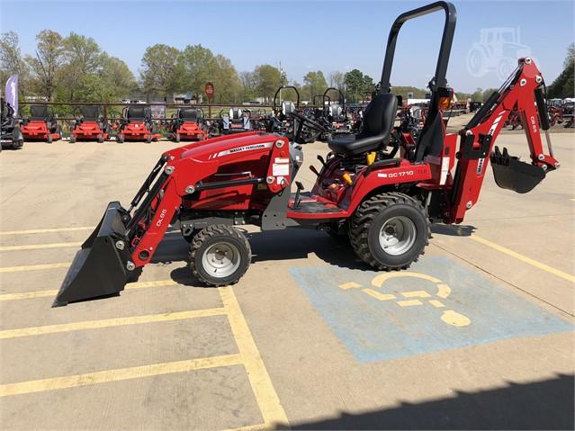 2018 MASSEY-FERGUSON GC1710 For Sale In Cabot, Arkansas