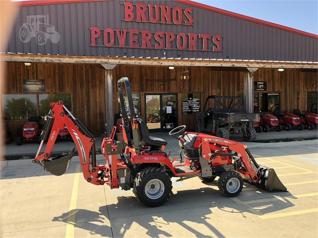 2018 MASSEY-FERGUSON GC1710 For Sale In Cabot, Arkansas
