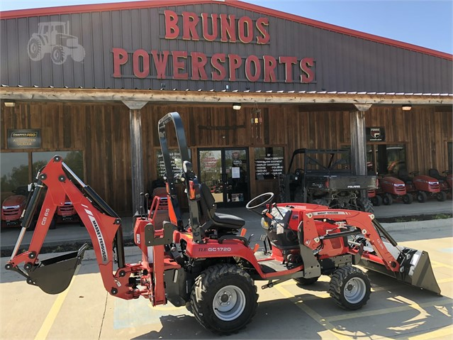 2018 MASSEY-FERGUSON GC1720 For Sale In Cabot, Arkansas