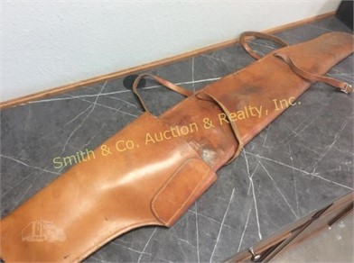 7e0f1308218 HANDMADE LEATHER RIFLE SCABER Other Auction Results - 1 Listings ...