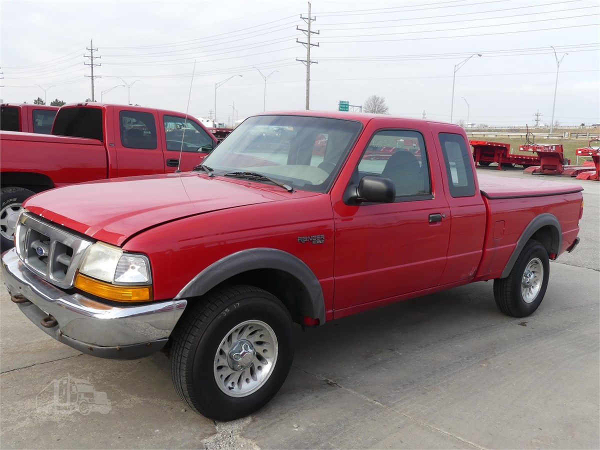 1999 FORD RANGER XLT For Sale In Cleveland, Ohio ...