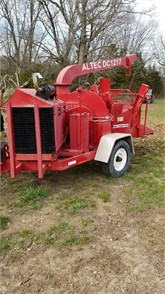 Wood Chippers Forestry Equipment Auction Results - 117