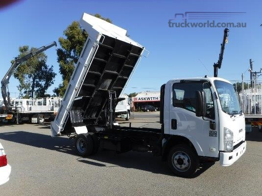 2012 Isuzu NPR 300 Factory Tipper Raytone Trucks - Trucks for Sale