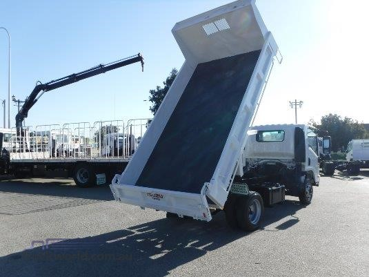 2012 Isuzu NPR 300 Factory Tipper Raytone Trucks - Trucks for Sale