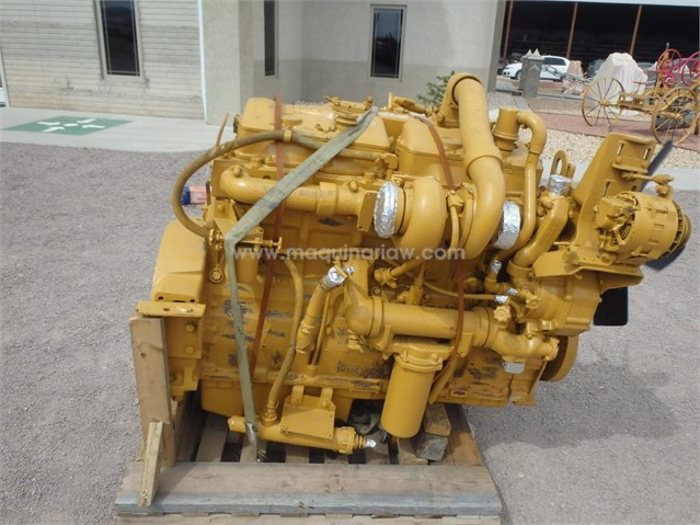 CAT 3406 Engine For Sale In Cuauhtemoc, Chihuahua Mexico