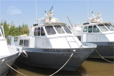 """DELTA QUICK"""" 42' INLAND MARINE Other Auction Results - 1"""