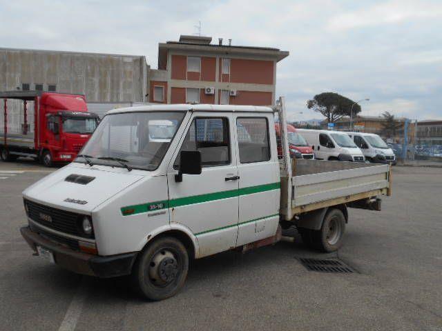 Iveco daily usati e nuovi in vendita su camionsupermarket for Renauto 2000