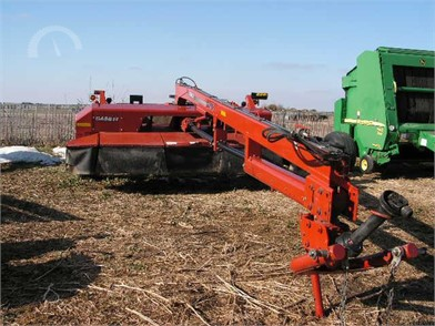 Mower Conditioners/Windrowers Online Auction Results - May 23, 2018