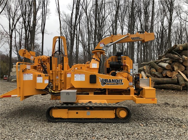 BANDIT INTIMIDATOR 19XPC Wood Chippers Logging Equipment For