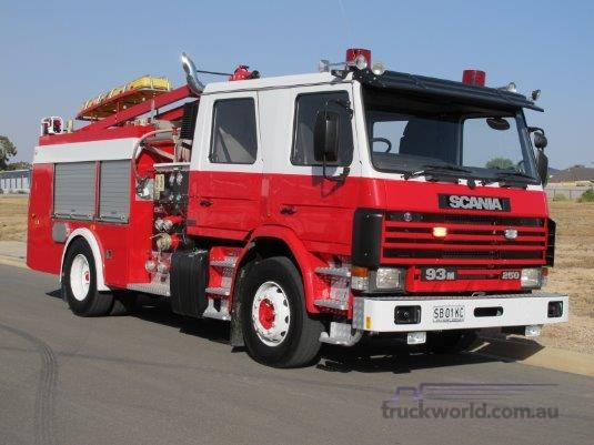 1994 Scania P93H/M - Trucks for Sale