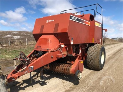 Hay And Forage Equipment Online Auction Results - 7897