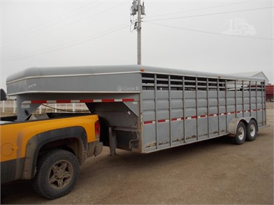D And D Trailers >> Circle D Livestock Trailers Auction Results 12 Listings