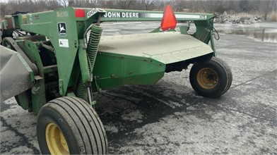 JOHN DEERE Mower Conditioners/Windrowers Auction Results - 294