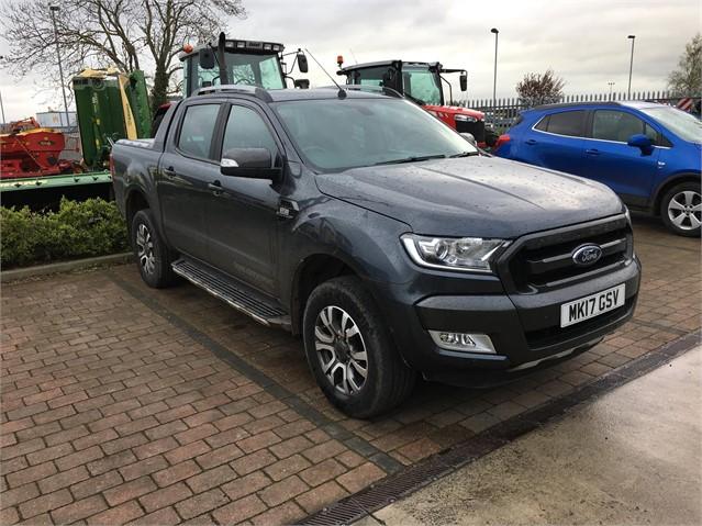 2017 Ford Ranger >> 2017 Ford Ranger Wildtrak For Sale In Bridgewater Somerset United Kingdom