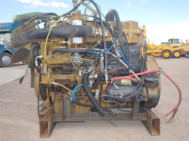 CAT 3126 Engine For Sale In Cuauhtemoc, Chihuahua Mexico