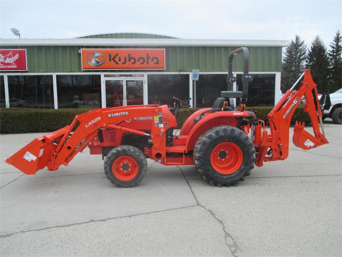 2019 Kubota L2501hst For Sale In Dryden Michigan Www