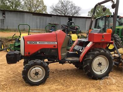 Massey-Ferguson Tractors Online Auction Results - 601