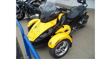 CAN-AM SPYDER GS SE5 For Sale - 1 Listings | MarketBook co