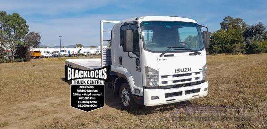 2013 Isuzu FRR 600 - Truckworld.com.au - Trucks for Sale
