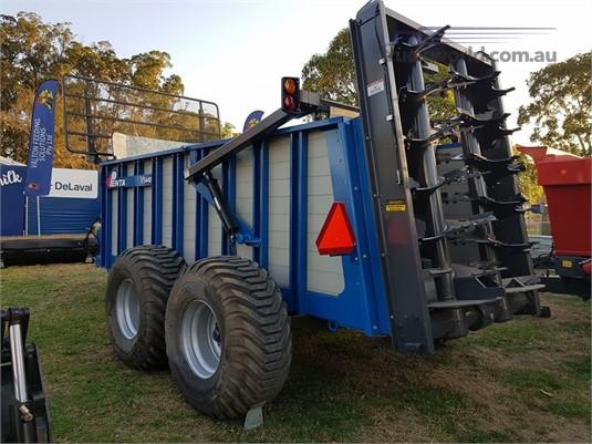 2018 Hagedorn HYDRA-SPREAD EXTRAVERT 8610 - Farm Machinery for Sale
