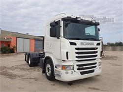 Scania R480 R480 Usato