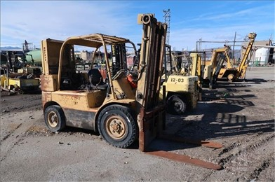 HYSTER FORKLIFT Other Auction Results - 3 Listings | MarketBook bz