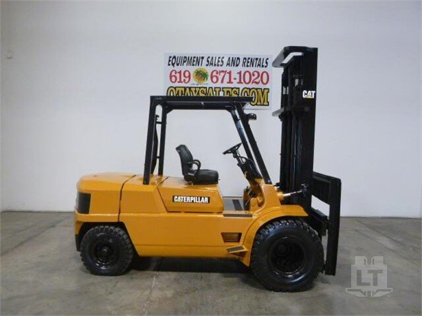 CATERPILLAR DP50 Forklifts For Sale - 29 Listings | LiftsToday com