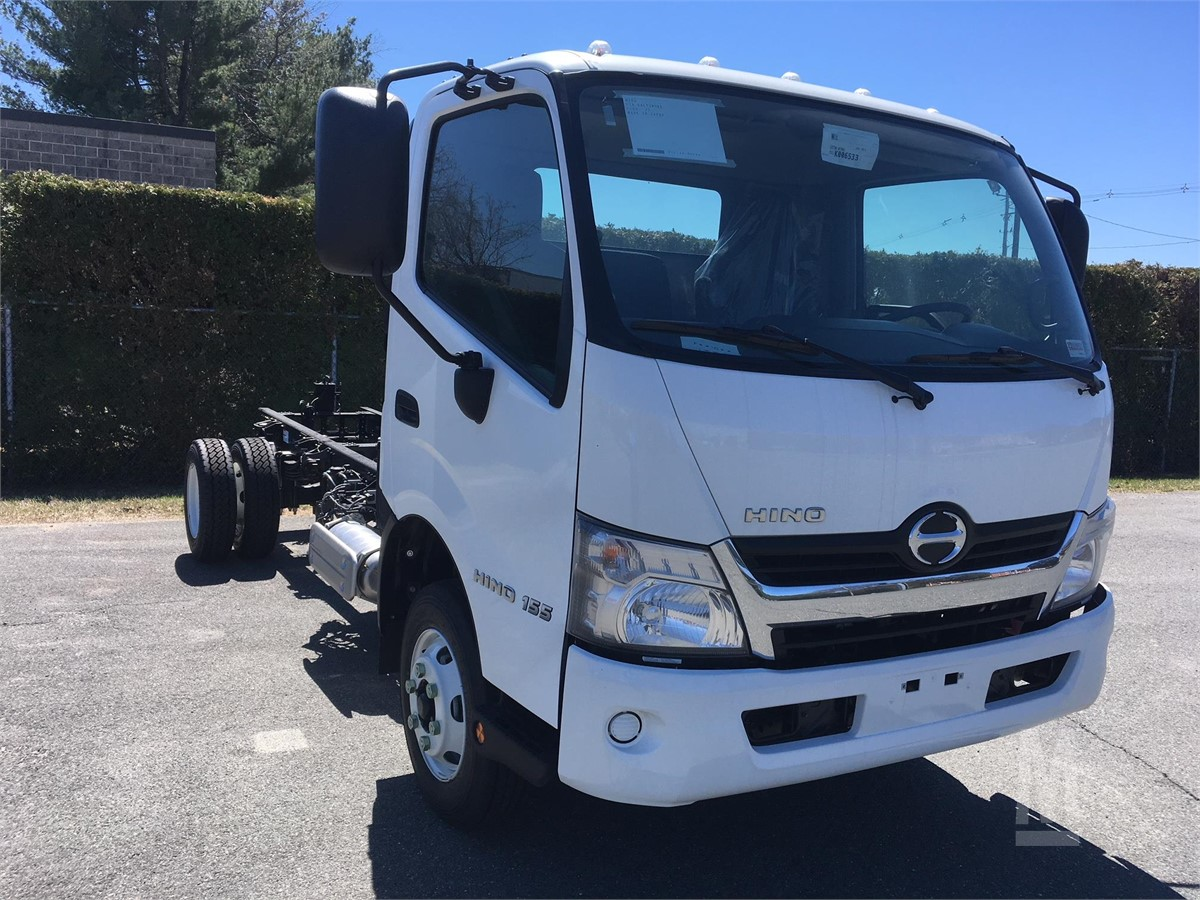 2019 Hino 155 For In West Springfield Machusetts Marketbook Co Nz