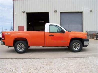 GMC SIERRA Trucks Auction Results In Missouri - 96 Listings