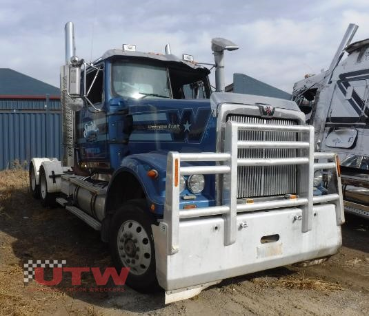 2010 Western Star 4964FXC Universal Truck Wreckers - Wrecking for Sale