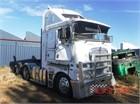 2011 Kenworth K200 Wrecking Trucks