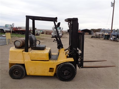 HYSTER H50XL Auction Results - 32 Listings | MachineryTrader