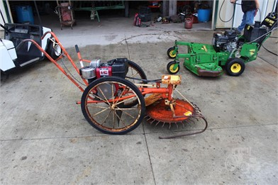BACHTOLD Walk-Behind Lawn Mowers Auction Results - 4